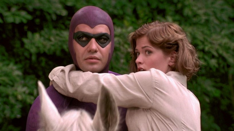 Szenenbild aus THE PHANTOM (1996) - © Paramount Pictures