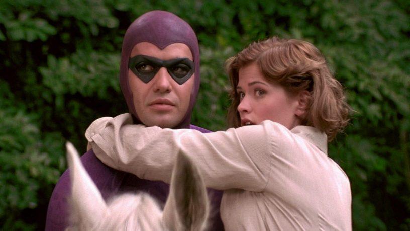 Szenenbild aus THE PHANTOM (1996) - © Paramount Pictures