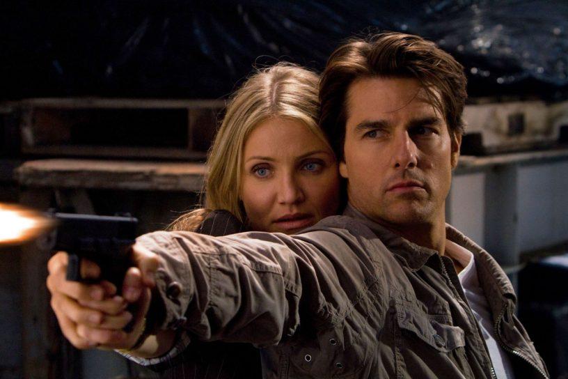 Cameron Diaz und Tom Cruise in KNIGHT & DAY - © 20th Century Fox