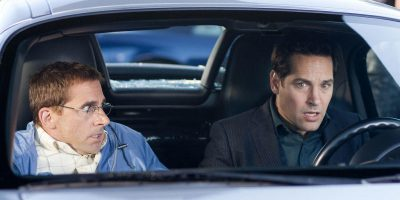 Steve Carell und Paul Rudd in DINNER FÜR SPINNER - © Paramount Pictures