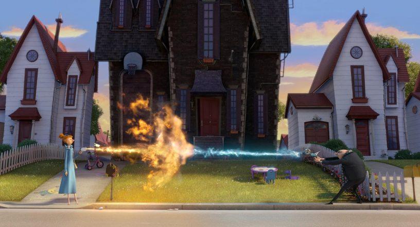 Szenenbild aus ICH, EINFACH UNVERBESSERLICH 2 - DESPICABLE ME 2 - © Universal Pictures