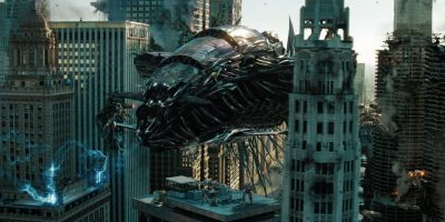 Szenenbild aus TRANSFORMERS 3 - Die Aliens greifen wieder an - © Paramount Pictures