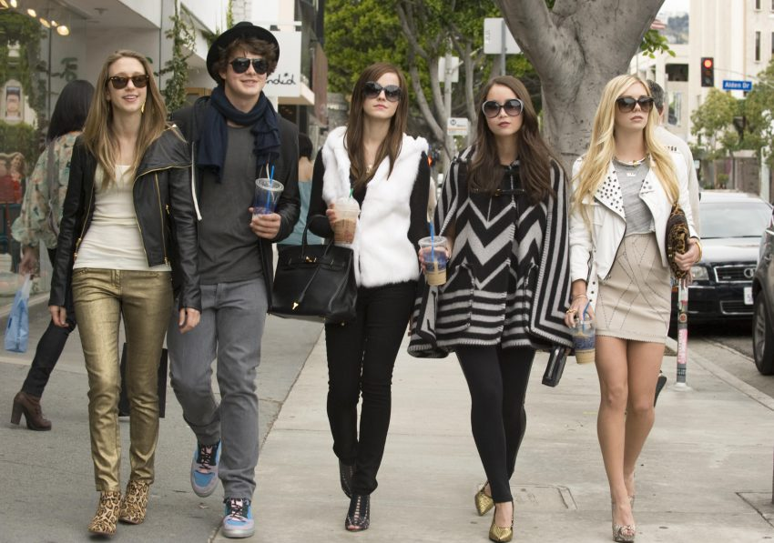 Szenenbild aus THE BLING RING - © Tobis