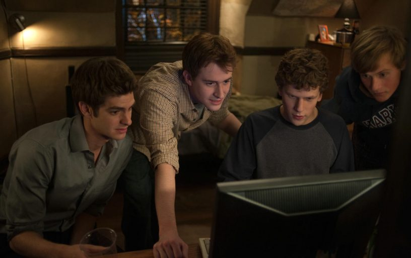 Szenenbild aus THE SOCIAL NETWORK - © Sony Pictures