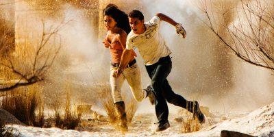Megan Fox und Shia LaBoeuf in TRANSFORMERS: DIE RACHE - © Paramount Pictures