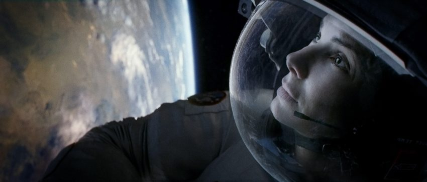 Szenenbild aus GRAVITY - © Warner Bros.