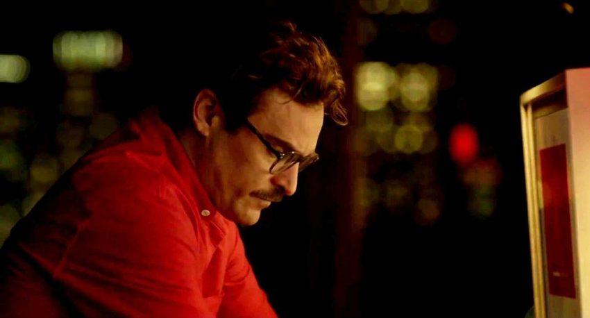 Szenenbild aus HER - Joaquin Phoenix - © Warner Bros.