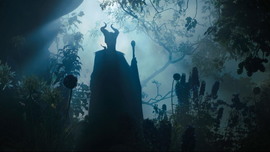 Licht und Schatten, (c) Disney