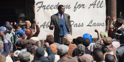 Szenenbild aus MANDELA - © Senator