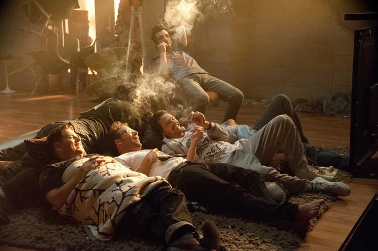 Mit Dope erträgt sich der Weltuntergang leichter - © Sony Pictures Home Entertainment