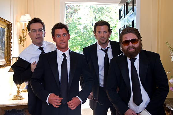 Szenenbild aus THE HANGOVER - © Warner Bros.