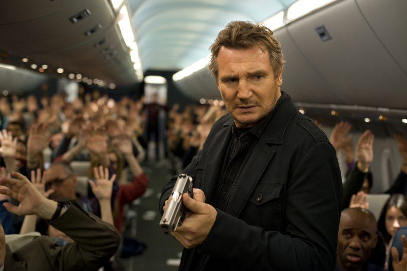 Szenenbild aus NON-STOP - Bill Marks (Liam Neeson) gerät unter Verdacht - © Studiocanal
