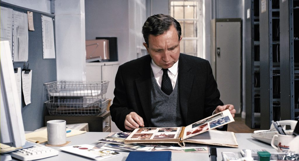 Szenenbild aus STILL LIFE - MR. MAY UND DAS FLÜSTERN DER EWIGKEIT - © Piffl Medien