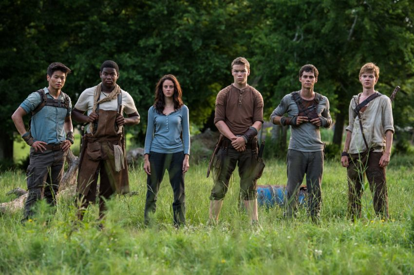 Szenenbild aus THE MAZE RUNNER - © 20th Century Fox