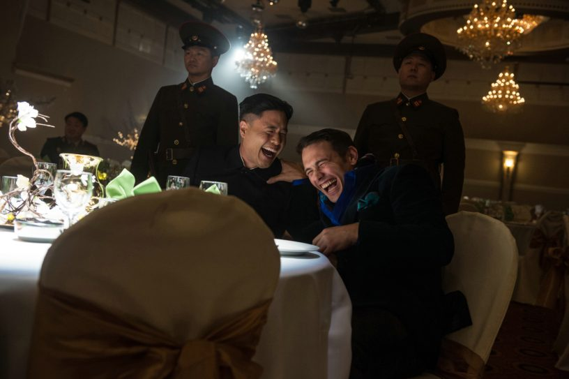 Szenenbild aus THE INTERVIEW - © Sony Pictures