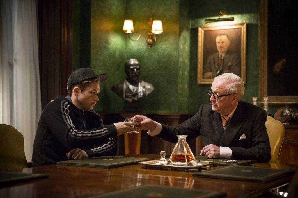 Szenenbild aus KINGSMAN: THE SECRET SERVICE - Ein Toast auf die Gefallenen - © 20th Century Fox