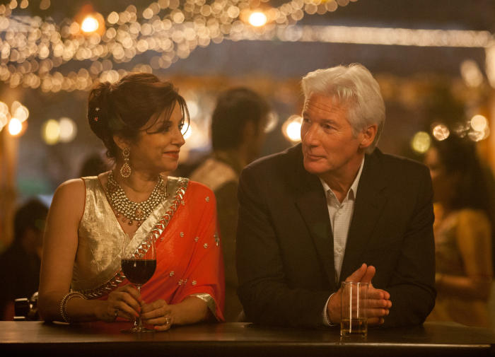 Szenenbild aus THE SECOND BEST MARIGOLD HOTEL - © Twentieth Century Fox of Germany GmbH