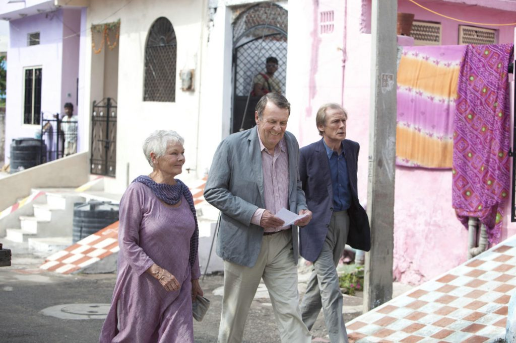 Szenenbild aus THE BEST EXOTIC MARIGOLD HOTEL - © Twentieth Century Fox of Germany GmbH