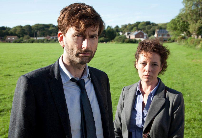 Szenenbild aus BROADCHURCH - 1. Staffel - © ITV
