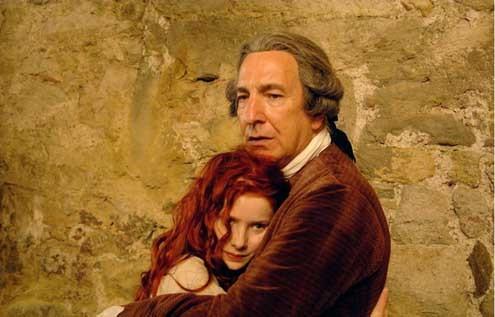 (Rachel Hurd-Wood) und (Alan Rickman) - © Constantin