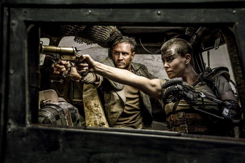Szenenbild aus MAD MAX FURY ROAD - © 2015 Warner Bros. Deutschland