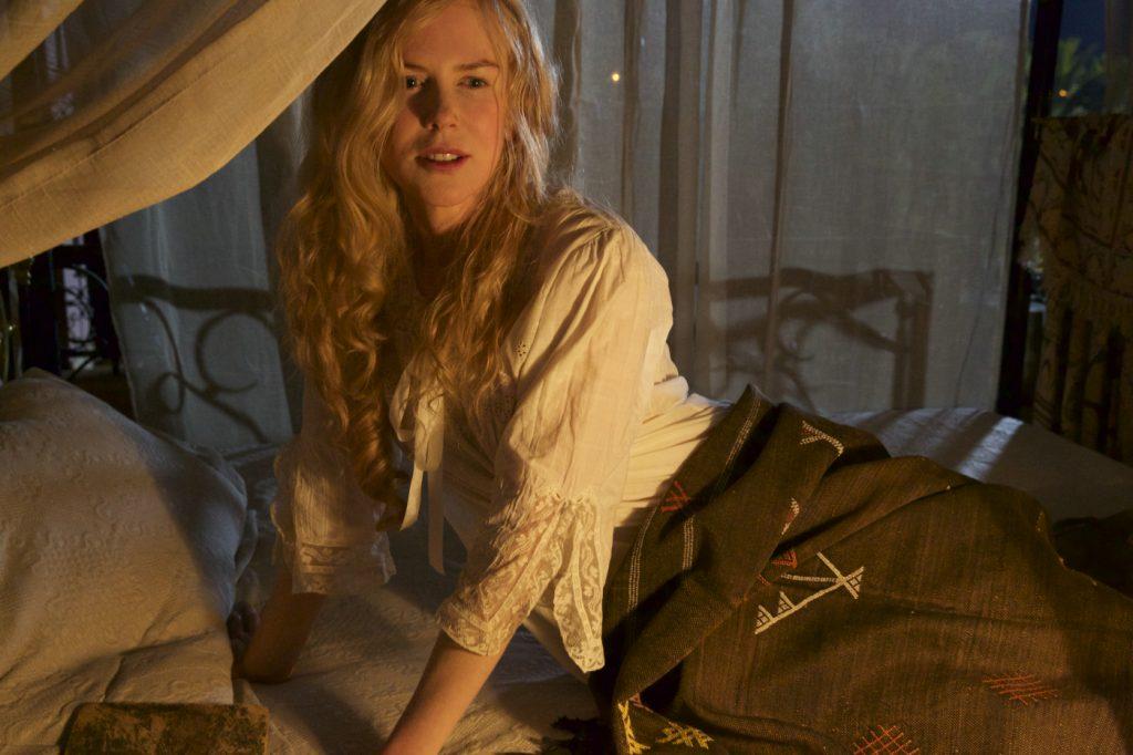 Szenenbild aus QUEEN OF THE DESERT - Gertrude Bell (Nicole Kidman) - © 2015 PROKINO Filmverleih GmbH