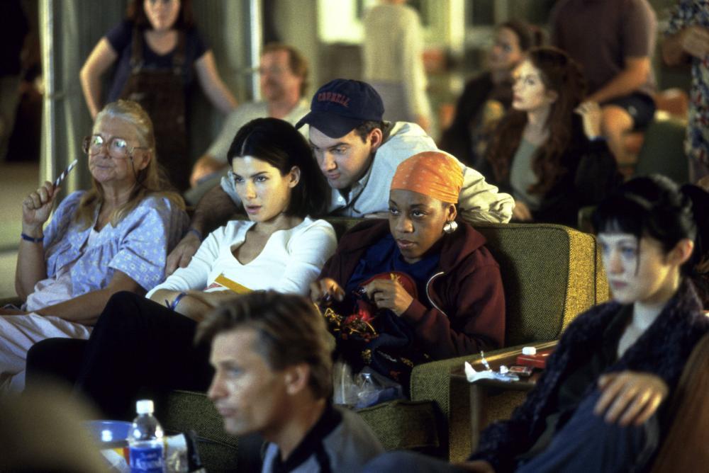 Gwen (Sandra Bullock) in der Entzugsklinik - © Columbia Pictures