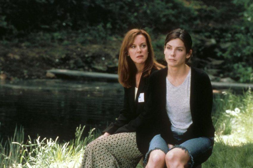 Lilly (Elizabeth Perkins) und Gwen (Sandra Bullock) nähern sich wieder an - © Columbia Pictures