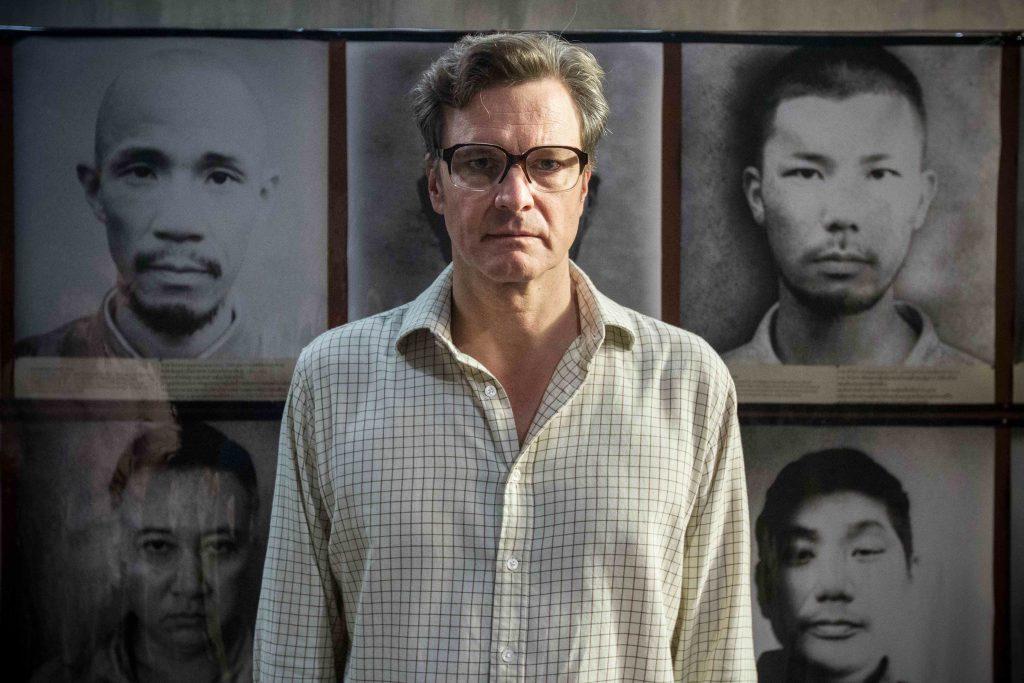 Eric Lomas (Colin Firth) stellt sich seiner Vergangenheit - © 2015 Koch Films GmbH