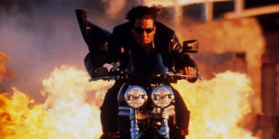 Szenenbild aus MISSION IMPOSSIBLE 2 - Ethan (Tom Cruise) - © Paramount Pictures