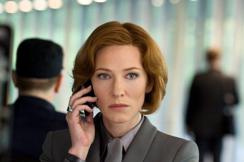 Szenenbild aus WER IST HANNA - Marissa (Cate Blanchett) ist alarmiert - © Sony Pictures