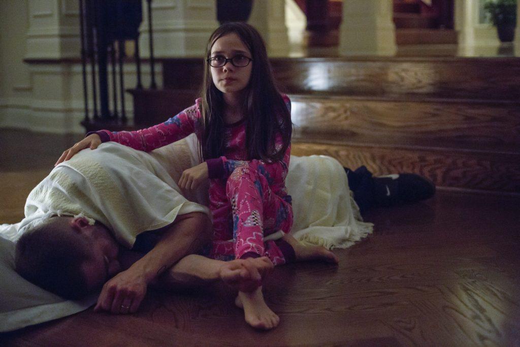 Szenenbild aus SOUTHPAW - Billy zerbricht beinahe am Tod seiner Frau - © TOBIS Film