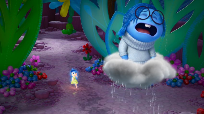 ALLES STEHT KOPF - INSIDE OUT - Freude und Kummer - © 2015 Disney/Pixar. All Rights Reserved.