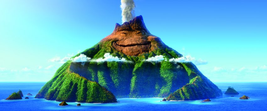 """LAVA"" Pictured: Uku. - ©2014 Disney•Pixar. All Rights Reserved."
