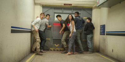MAZE RUNNER THE SCORCH TRIALS - © 20th Century Fox