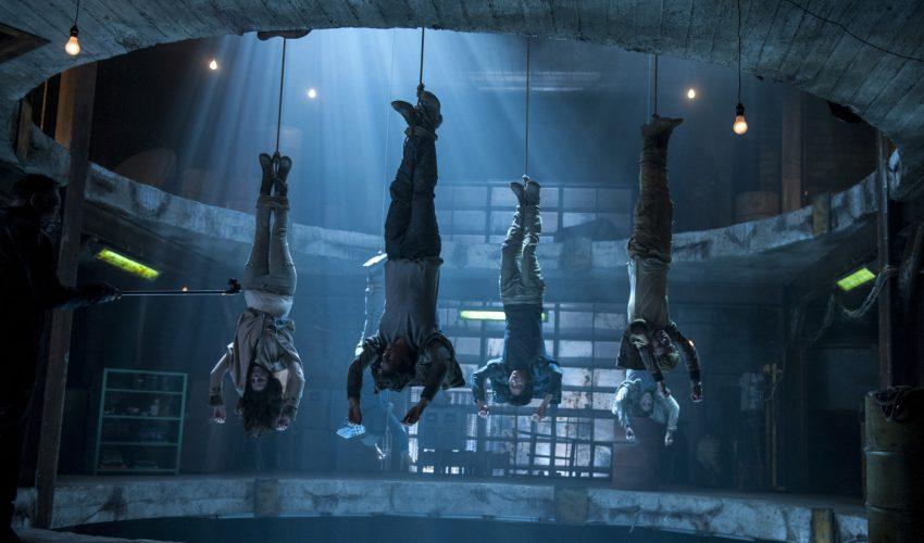 MAZE RUNNER THE SCORCH TRIALS - Gastfreundschaft sieht anders aus: In Jorges Unterschlupf. - © 20th Century Fox