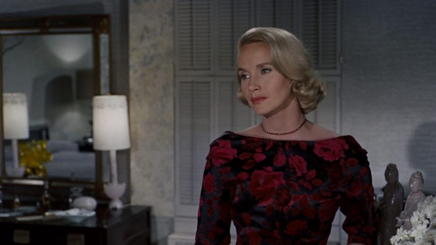 Szenenbild aus NORTH BY NORTHWEST - Eve Kendall (Eva Marie Saint) - © Warner Bros. Ent.