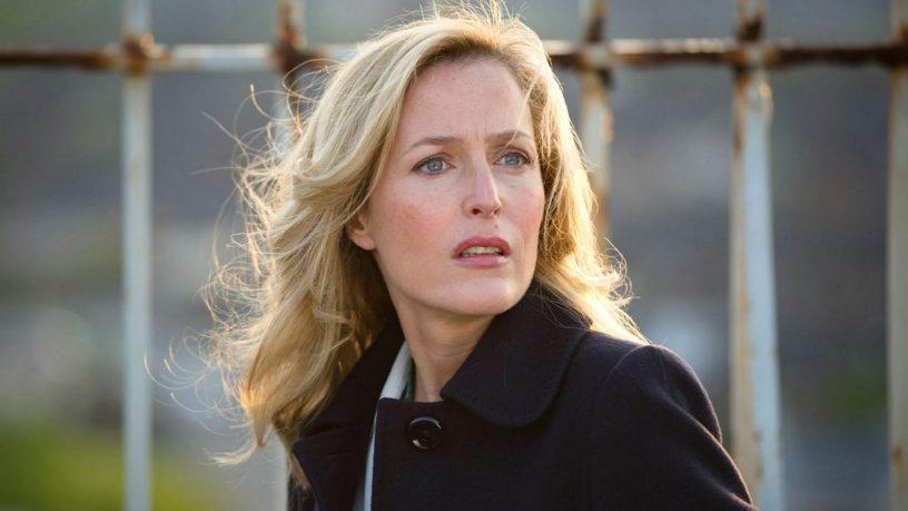 Szenenbild aus der BBC-Serie THE FALL - Stella Gibson - © BBC