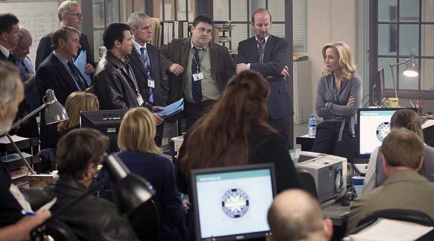 Szenenbild aus der BBC-Serie THE FALL - Auf der Jagd nach dem Mörder - © BBC