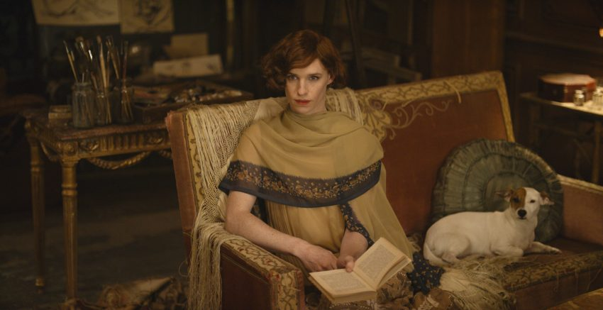 Szenenbild aus THE DANISH GIRL - © Universal Pictures Germany