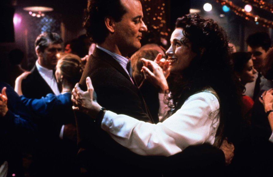 Szenenbild aus GROUNDHOG DO'G - Phil und Rita (Billy Murray, Andie MacDowell) - © Sony Pictures Home Entertainment