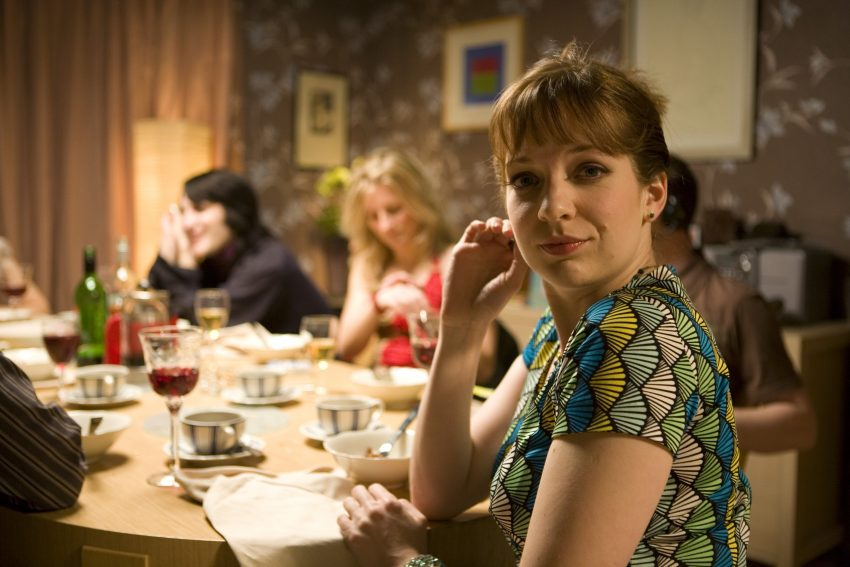 Szenenbild aus THE IT CROWD - Jen (Katherine Parkinson) - © Studio Hamburg Enterprises GmbH