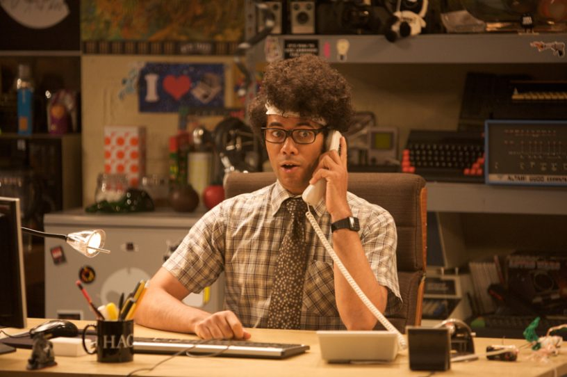 Szenenbild aus THE IT CROWD - © Studio Hamburg Enterprises GmbH