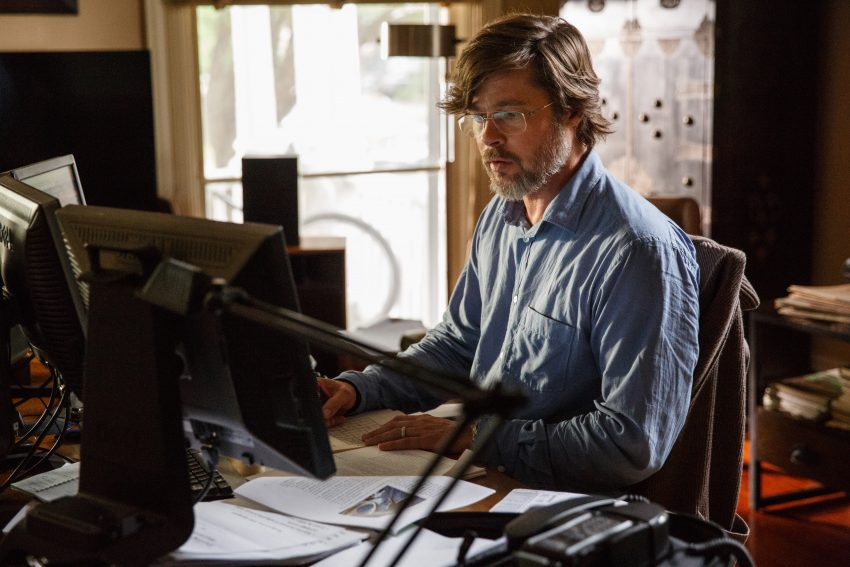SPOTLIGHT - Reinhold Messner-Lookalike Brad Pitt als Ben Rickert - © Paramount Pictures and Regency Enterprises