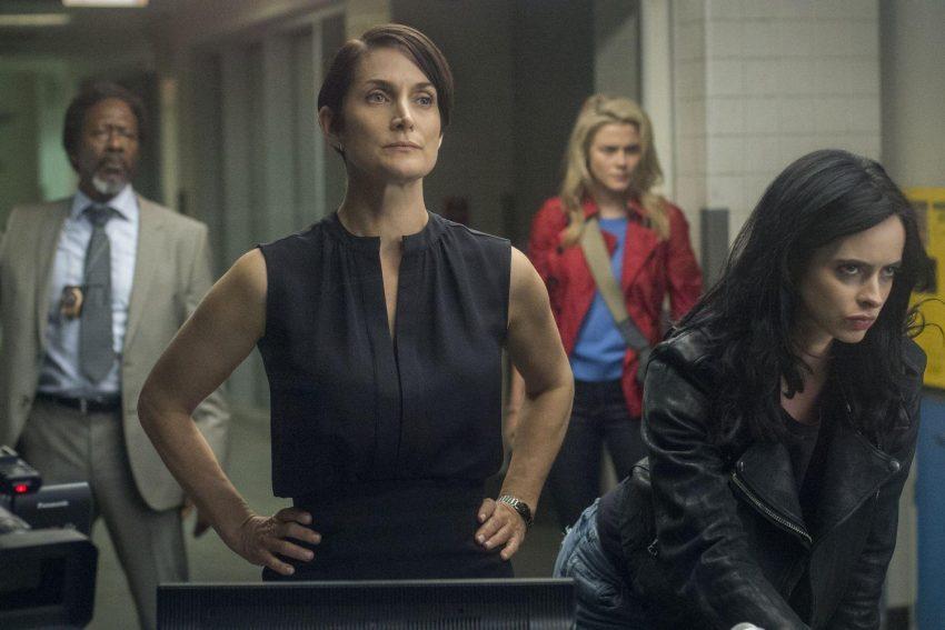 Szenenbild aus JESSICA JONES - 1. Staffel - © Netflix