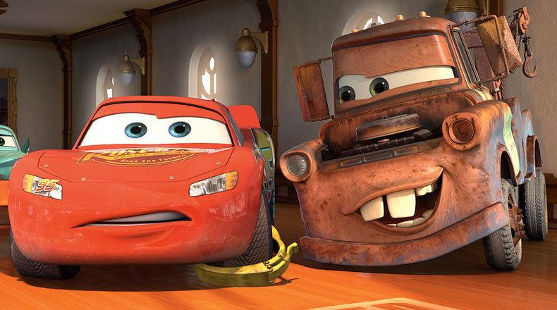 CARS - Nichts ist schlimmer als eine Parkkralle. Und Hook. - © Disney