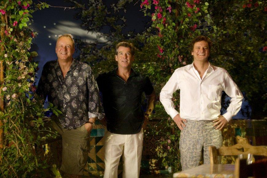 MAMMA MIA  - Die drei potenziellen Väter - © Universal Pictures