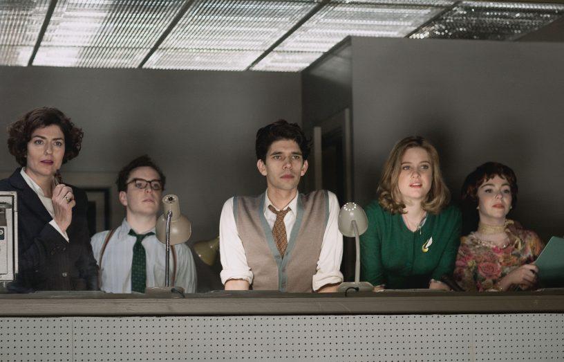 Szenenbild aus THE HOUR - Staffel 1 - Sophie (Amanda Seyfried) - © Universal Pictures