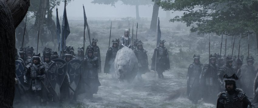 Filmstill aus THE HUNTSMAN: WINTER'S WAR - © Universal Pictures Germany