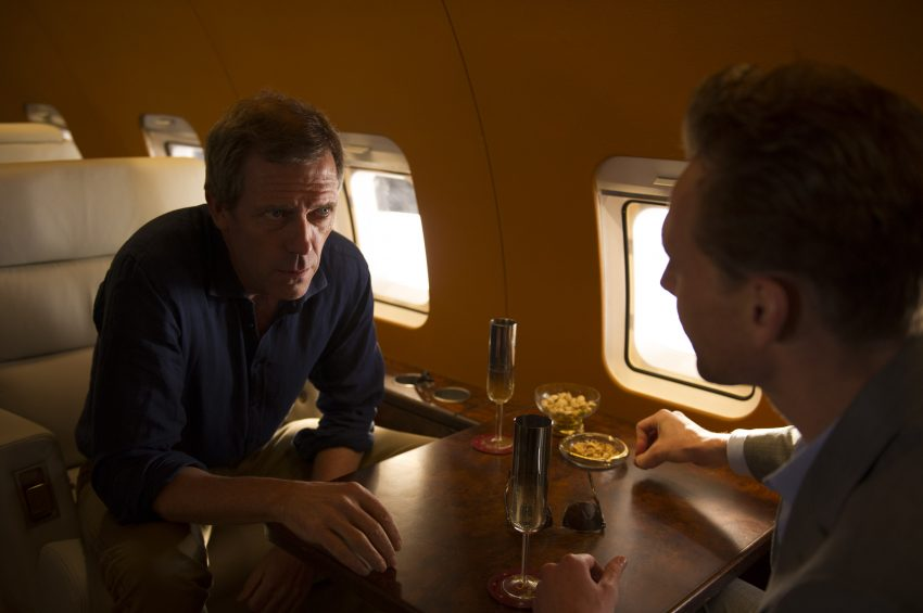 Richard Roper (Hugh Laurie) - © Concorde Home Entertainment